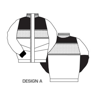 Pole Jacket Design A