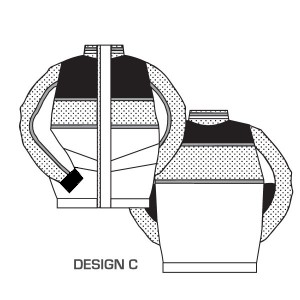 Pole Jacket Design C