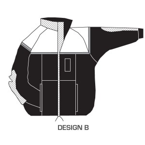 WINDSTOPPER Soft Shell Jacket Design B