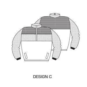 WINDSTOPPER Technical Jersey Design C